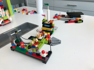 TeamWork® Workshop LEGO® SERIOUS PLAY®