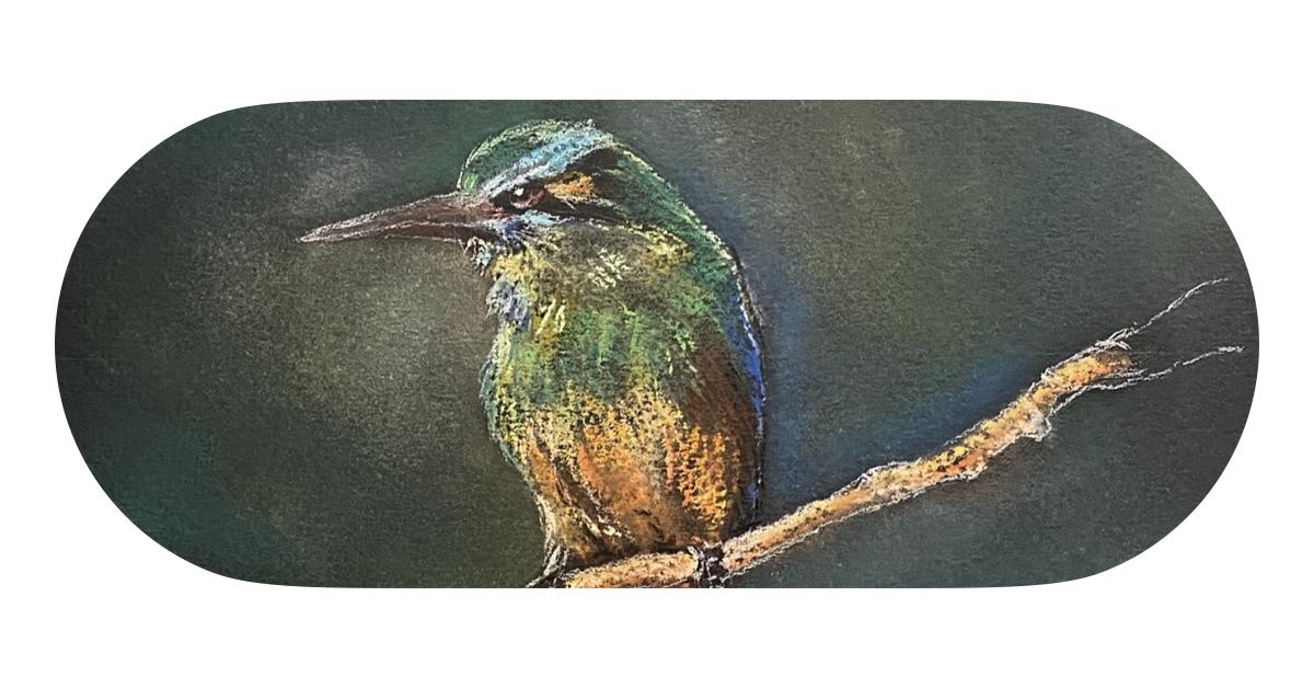 National Bird. Blog cover. ©Delmy Alvarenga